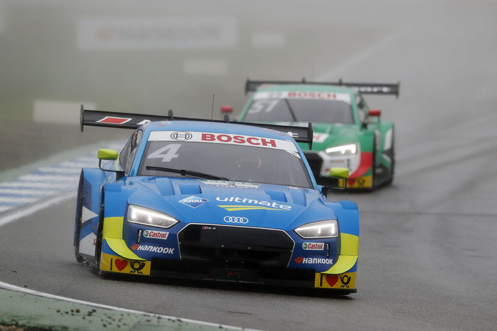 DTM | I team Audi al via come privati? Opzione troppo costosa