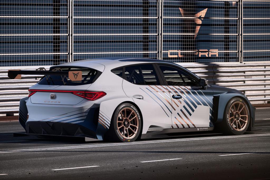 ETCR | La nuova Cupra e-Racer elettrica è pronta al debutto in pista
