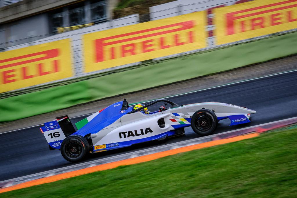 F4 Italia | Rosso continua la sua preparazione con CRAM per la stagione 2020