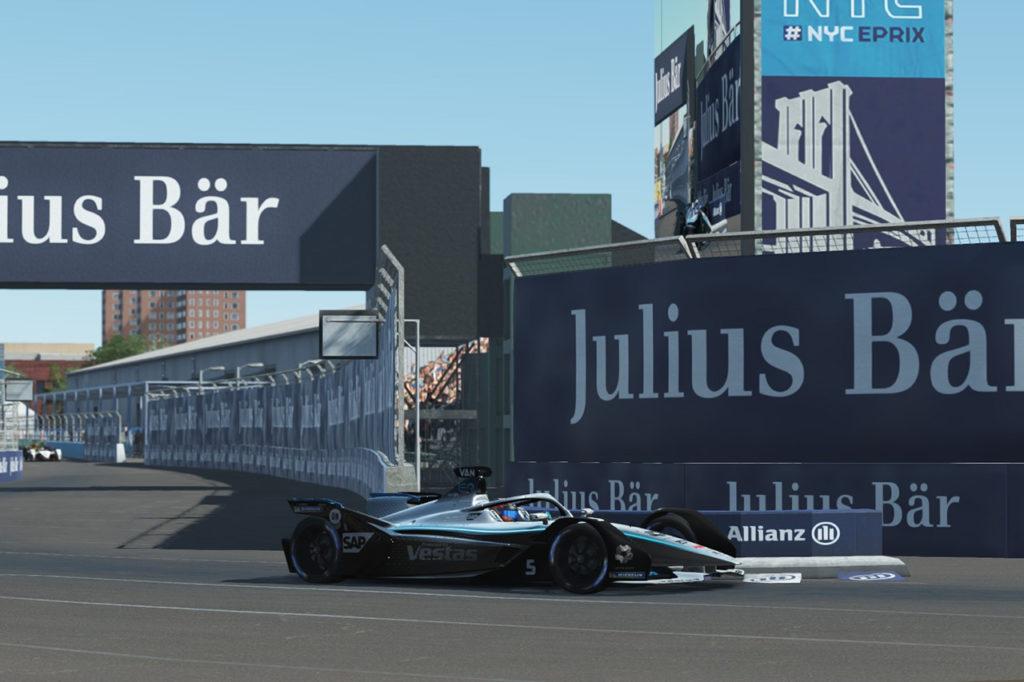 Formula E | Race at Home Challenge, New York: Vandoorne vince e conquista la vetta