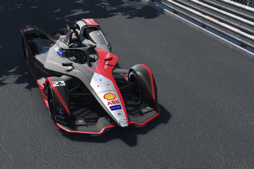 Formula E | Rowland di nuovo a punti nella Race at Home Challenge con Nissan e.dams