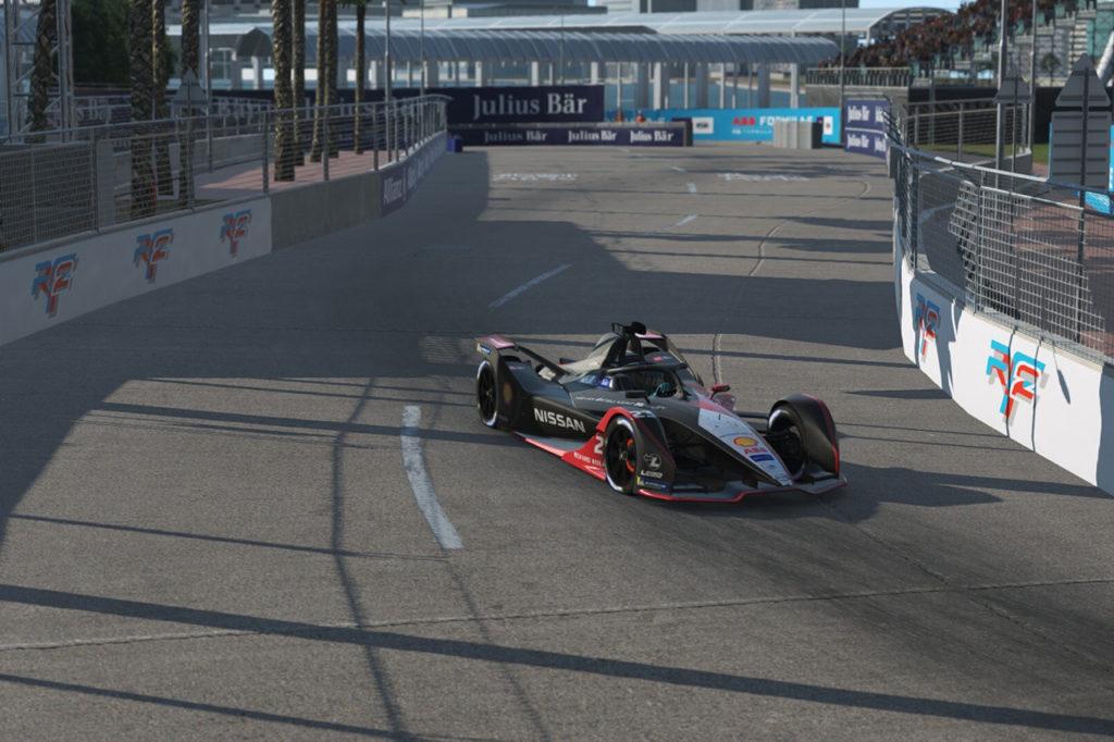 Formula E | Doppio arrivo in top-10 per Nissan e.dams nella Race at Home Challenge