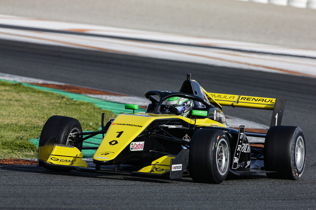 Formula Renault Eurocup | Nasce la serie eSport riservata ai piloti reali