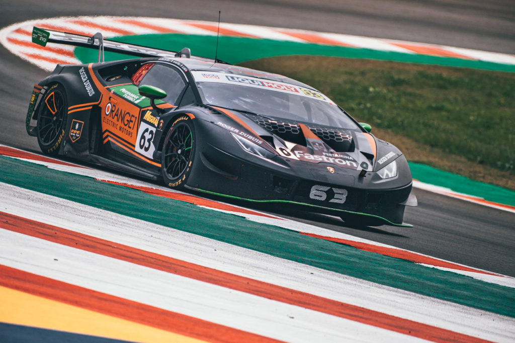 GTWC Europe | Orange1 FFF Racing Team e AKKA ASP in pista per uno shakedown