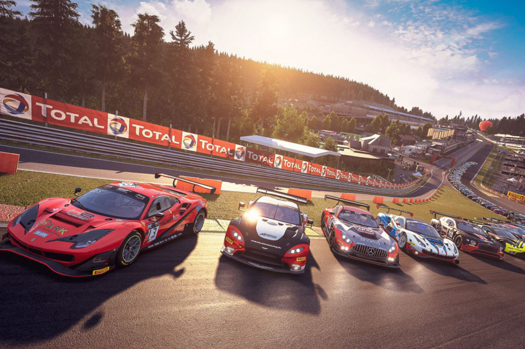 GTWC Europe | SRO E-Sports GT Series: l'anteprima di Spa-Francorchamps