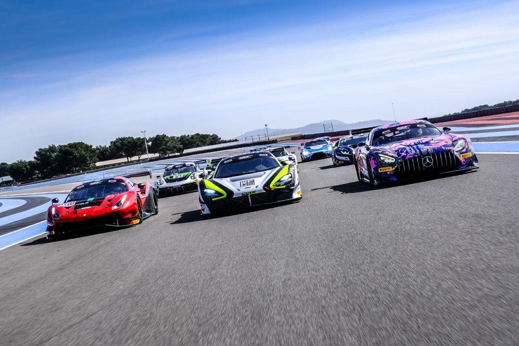 GTWC Europe | Aggiunte nuove sessioni di test, si ritorna in pista il 10-11 luglio a Spa