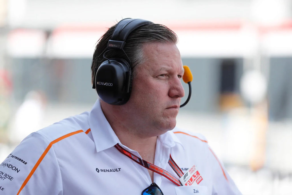 GTWC Europe | SRO E-Sport GT Series, al via anche il boss McLaren Zak Brown