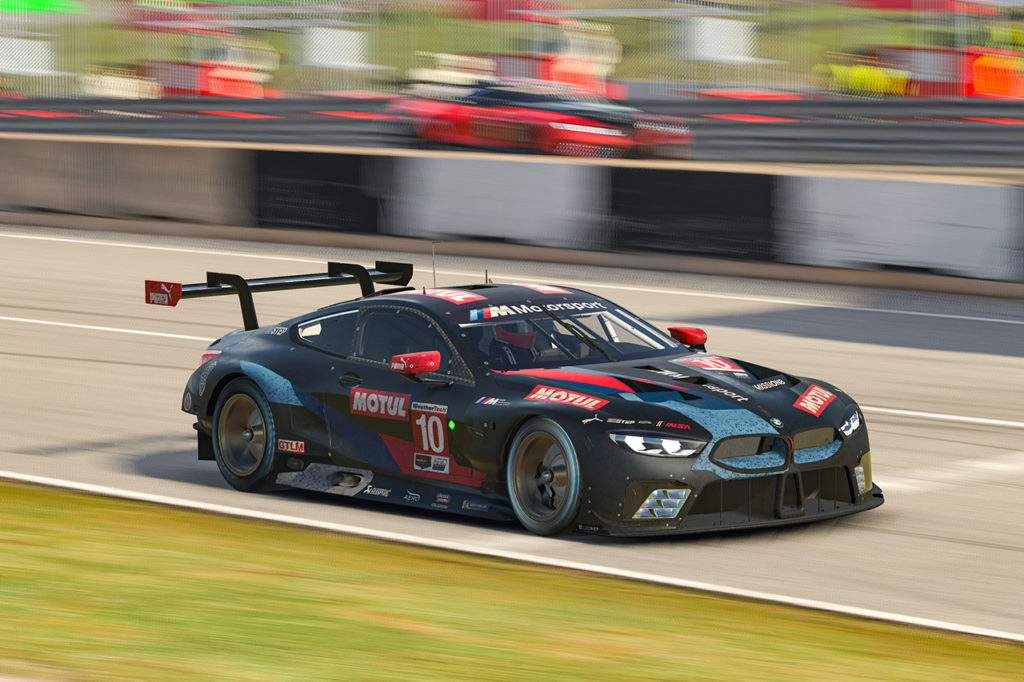 IMSA | Altra tripletta di BMW, Catsburg vince in Mid-Ohio [VIDEO]