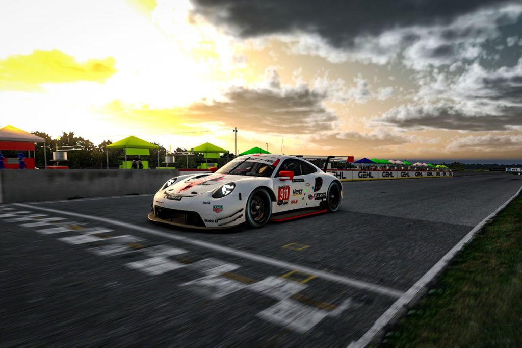IMSA | iRacing Pro Series, Road America: Tandy e Porsche fermano il dominio BMW