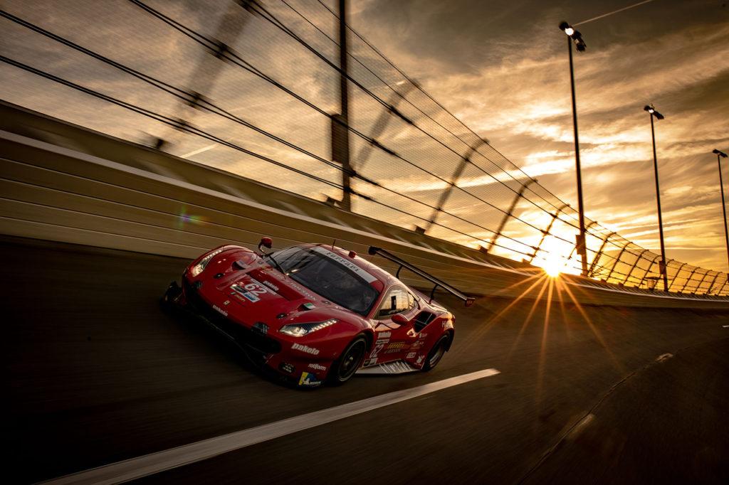 WEC | Risi Competizione conferma la propria Ferrari alla 24 Ore di Le Mans 2020