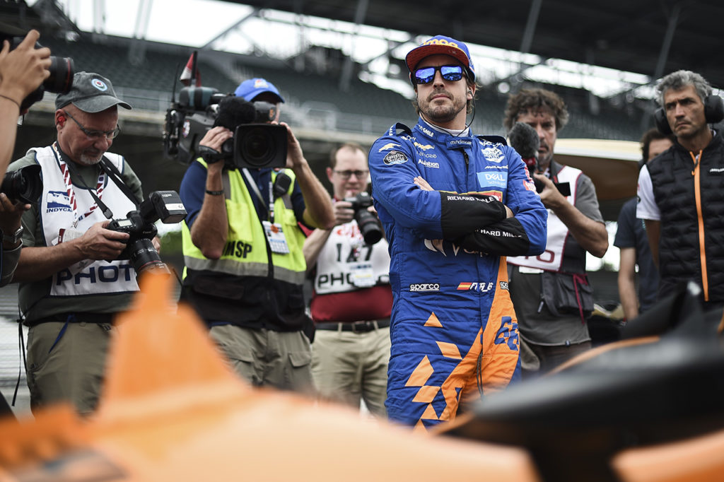 IndyCar | Arrow McLaren SP conferma la terza auto solo per Indianapolis con Alonso