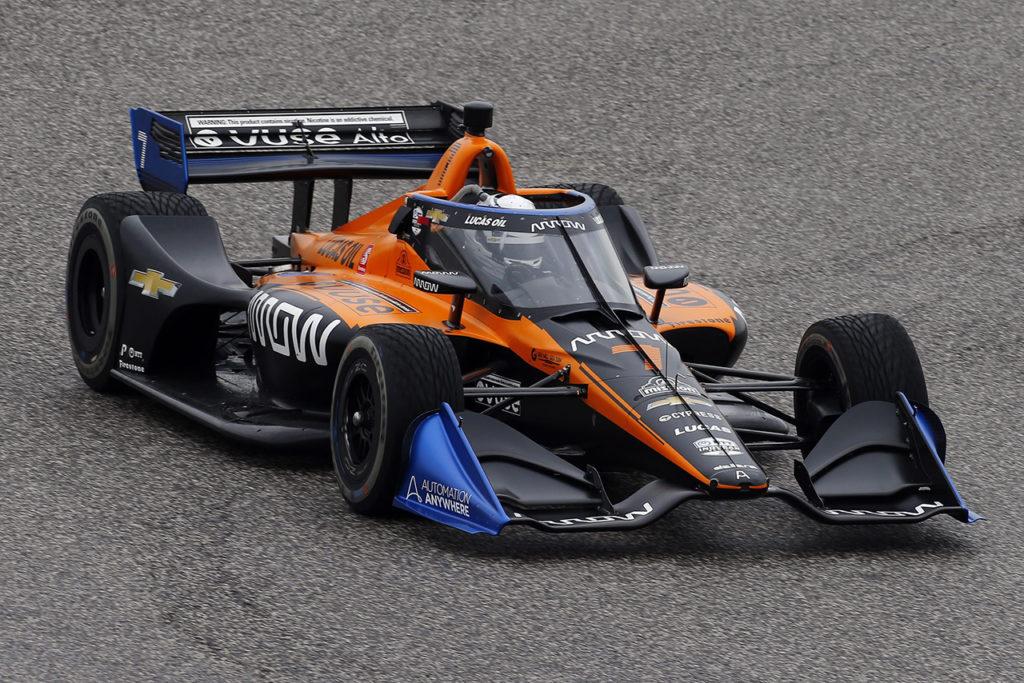 IndyCar | La terza McLaren disponibile per Alonso, Button e Johnson