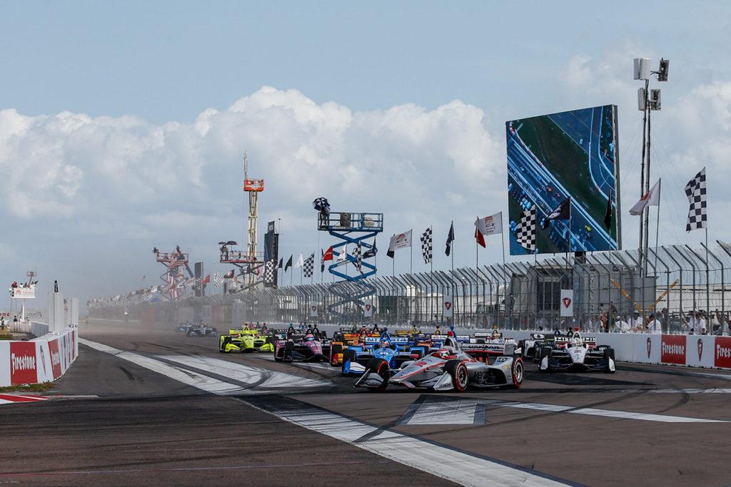 IndyCar | Recuperata St. Petersburg, chiuderà la stagione a fine ottobre
