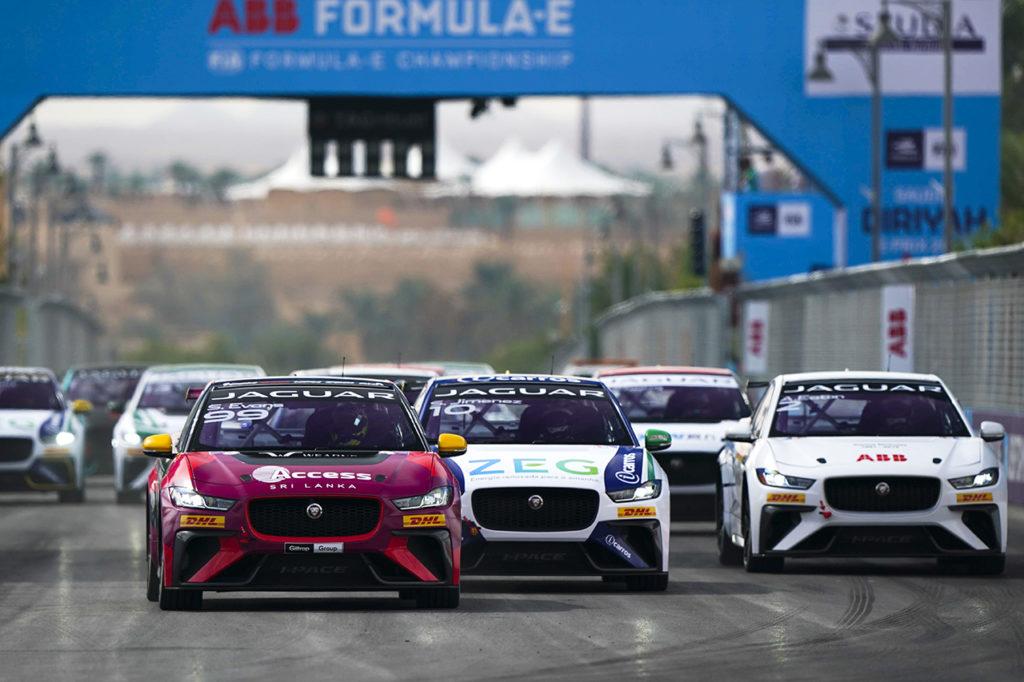 Jaguar I-Pace eTrophy | Cancellata la serie al termine della stagione 2019-20