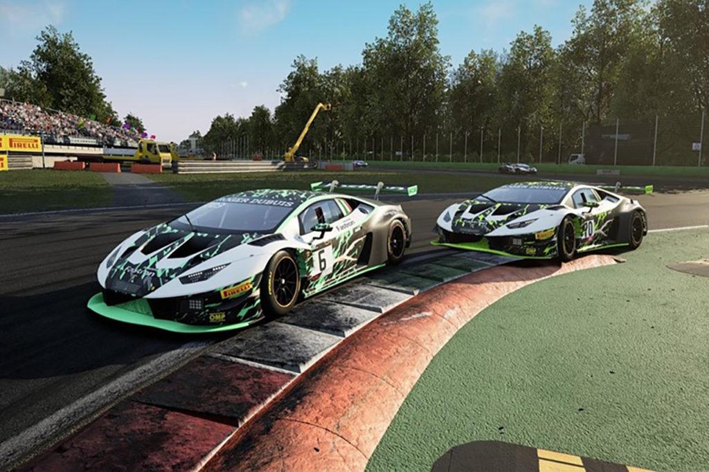 Lamborghini lancia il proprio campionato virtuale: ecco The Real Race