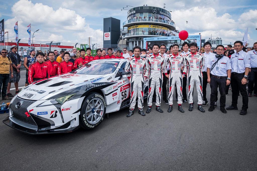 NLS | Toyota non parteciperà alla 24 Ore del Nurburgring del 2020