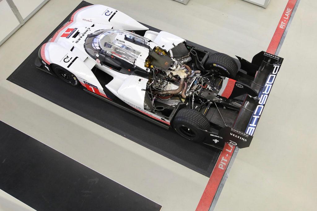 WEC | Porsche studia la fattibilità di un programma LMDh
