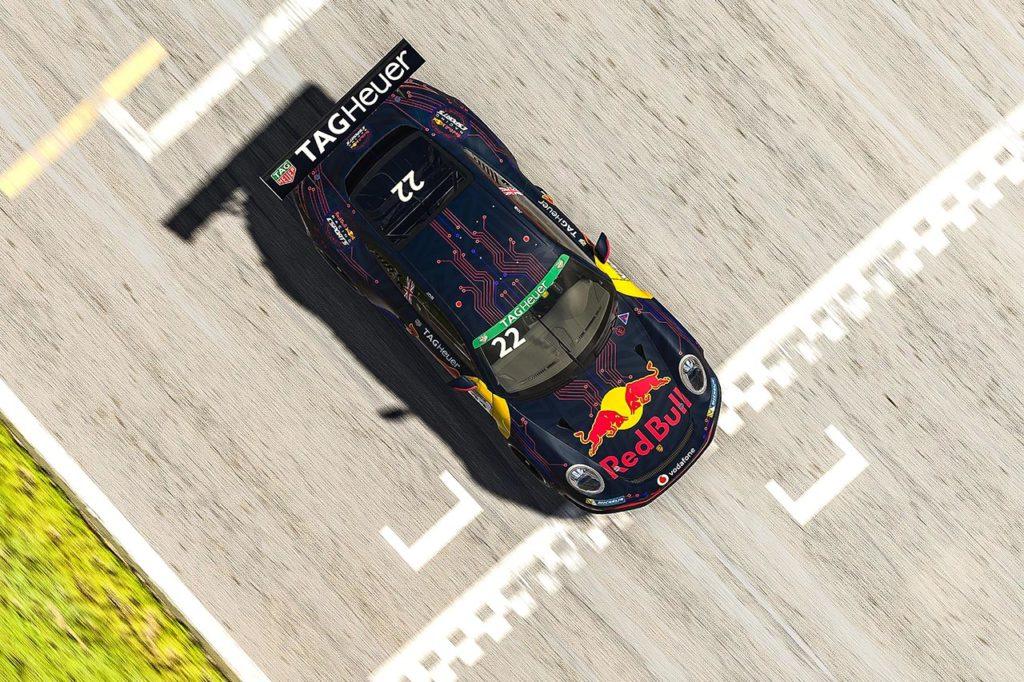 Porsche Esports Supercup | Doppia vittoria di Job nel terzo round di Donington