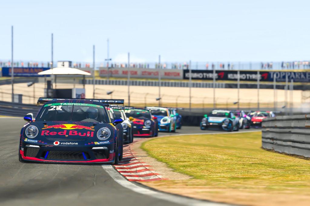 Porsche Esports Supercup | Carroll e Job inaugurano la serie virtuale a Zandvoort