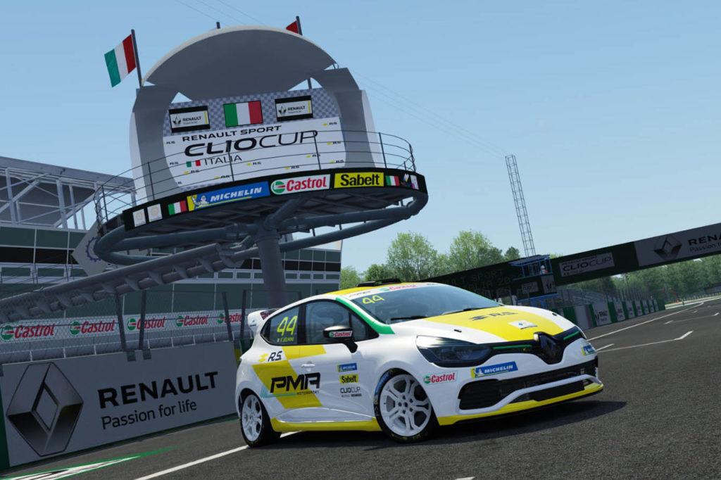 Clio Cup Italia | Stagione 2020 confermata, al via questo weekend il campionato virtuale