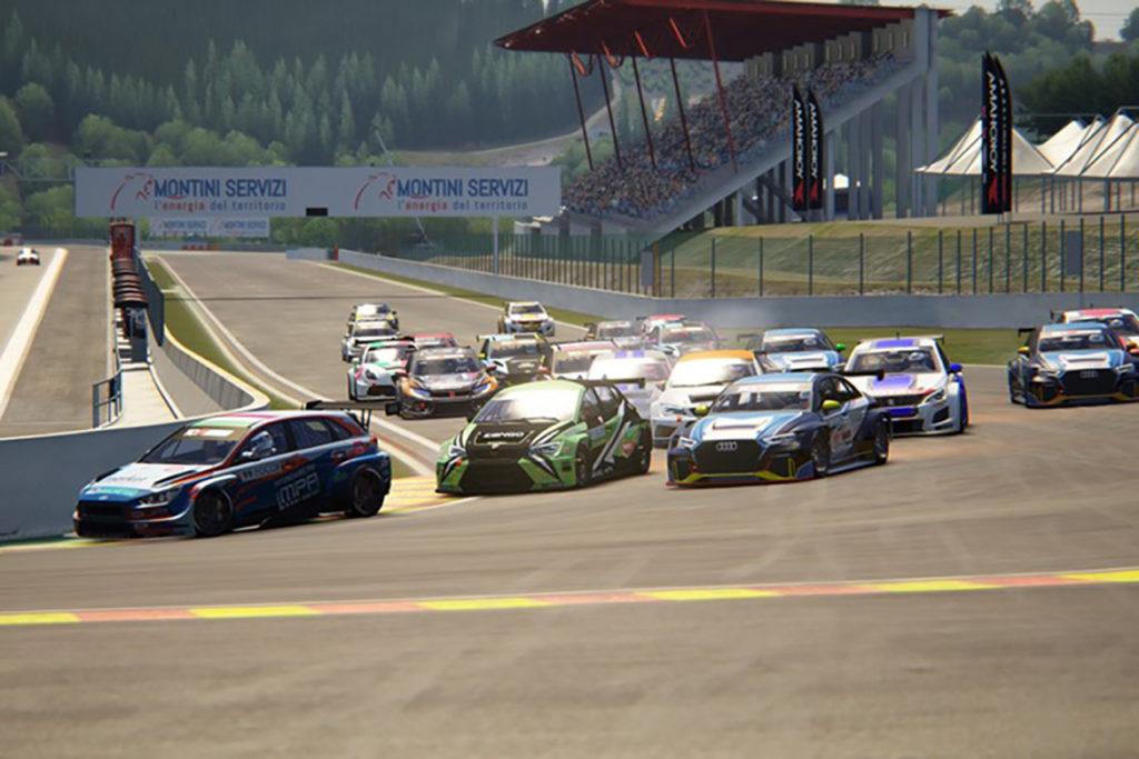 TCR Europe | SIM Racing Series, Nagy conquista una doppietta a Spa-Francorchamps