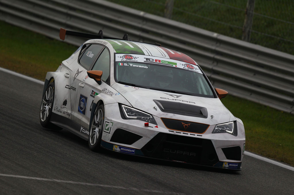 TCR Italy | La simpatica quarantena di Salvatore Tavano e Cupra [VIDEO]