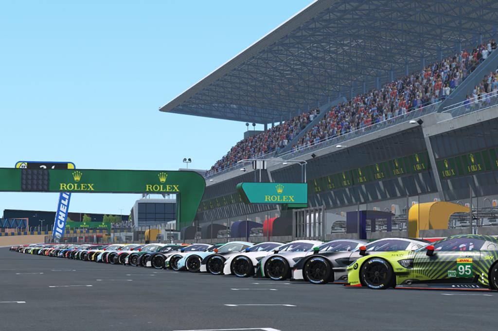 WEC | Nasce la 24 Ore di Le Mans virtuale, al via il 13-14 giugno