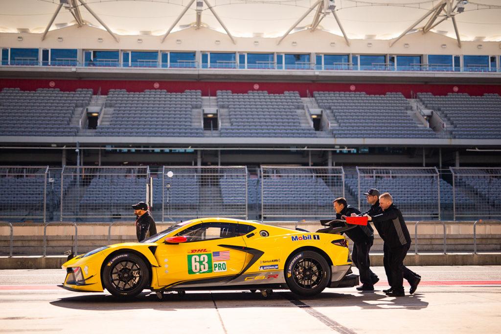 WEC | Corvette Racing ritira le proprie auto dalla 24 Ore di Le Mans 2020