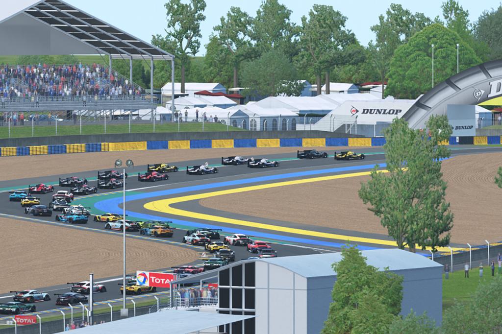 WEC | Svelata l'entry list ufficiale dei team per la 24 Ore di Le Mans virtuale