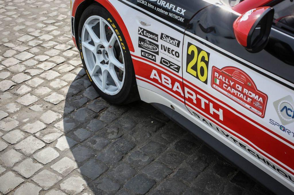 ERC | Abarth Rally Cup, rivisitato il calendario 2020 con un nuovo ingresso