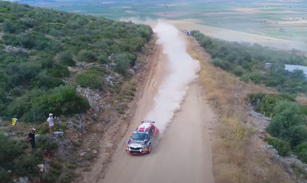 WRC   Spunta il progetto dei test di gruppo sulle strade dell'Acropolis Rally