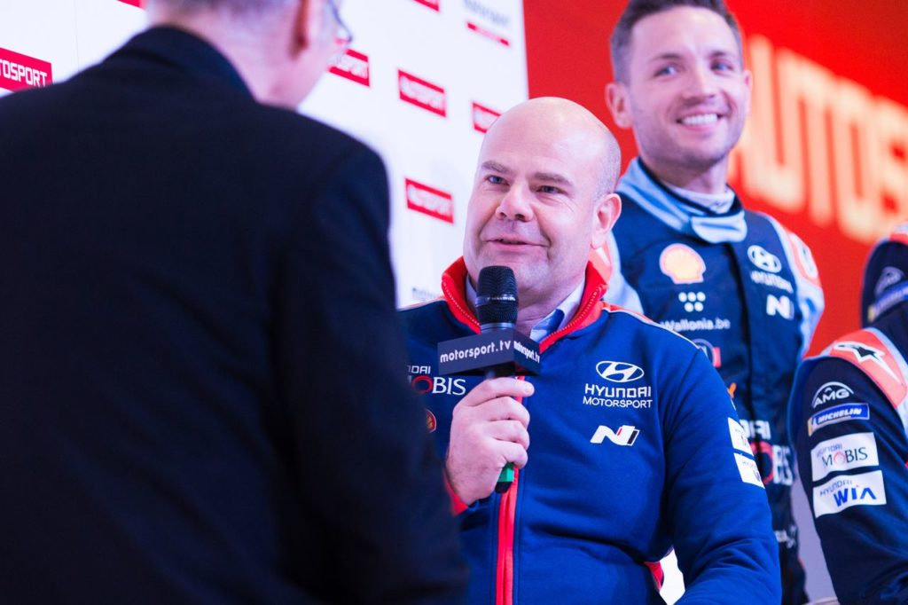 WRC | Adamo di Hyundai Motorsport preme per non andare oltre i dieci appuntamenti nel 2021