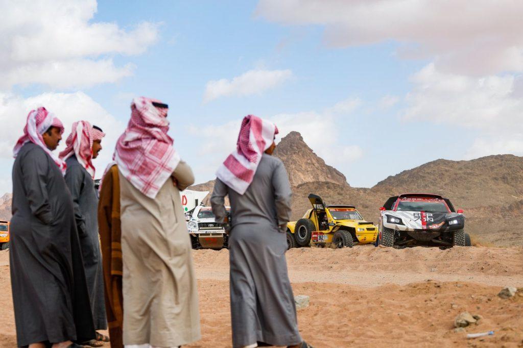Dakar 2021: confermata l'Arabia Saudita, ma con un nuovo percorso. Novità anche per la sicurezza