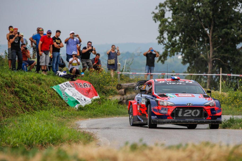 CIWRC | Hyundai Motorsport schiera altri piloti per il Rally di Alba