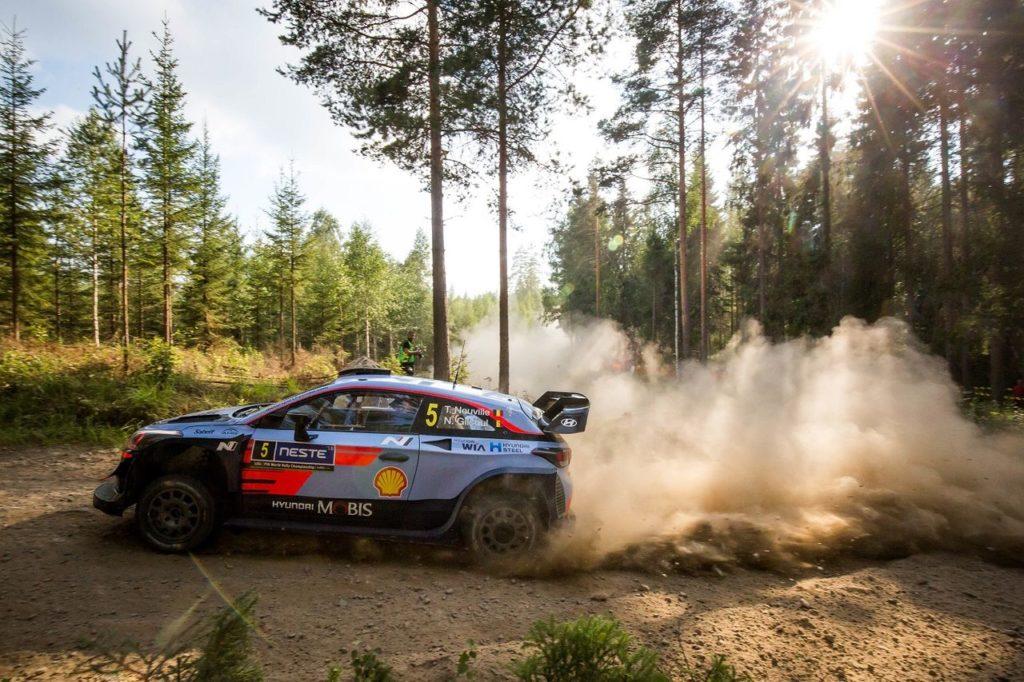 WRC | Hyundai Motorsport, ripresa dei test con brivido: si ribalta Neuville [VIDEO]