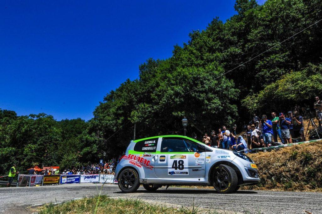 IRCup | Con il Rally del Casentino parte finalmente la stagione 2020, anche se a porte chiuse