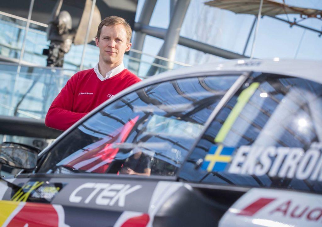 """Mattias Ekstrom dopo il Rally Sweden Lockdown: """"I rally sprint potrebbero essere il futuro"""""""