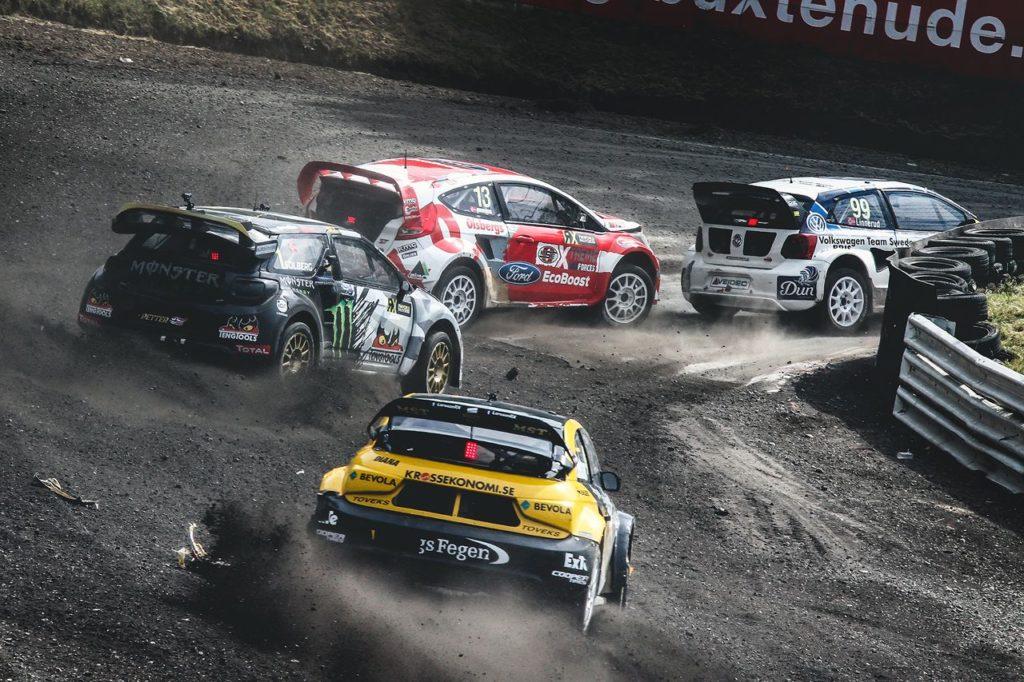 WRX | Oliver Solberg torna al rallycross e sarà al via della tappa di Holjes in Svezia
