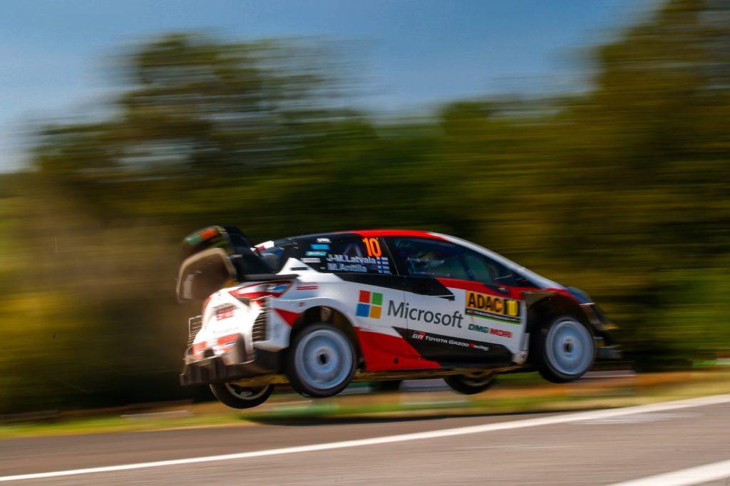 WRC | Ora trema anche il Rally di Germania 2020
