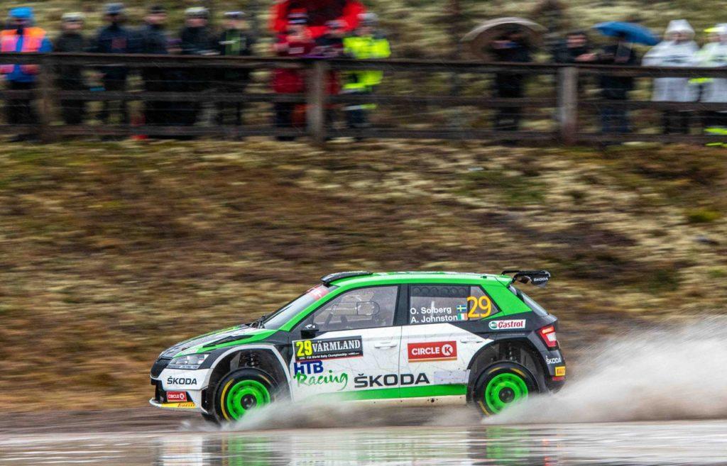 Prove di ripartenza con il Rally Sweden Lockdown. Al via alcuni protagonisti svedesi del WRC