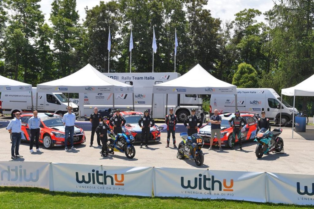 WRC   Hyundai Motorsport incontra la MotoGP: evento speciale in Toscana con Sordo, Scandola, Morbidelli e Quartararo