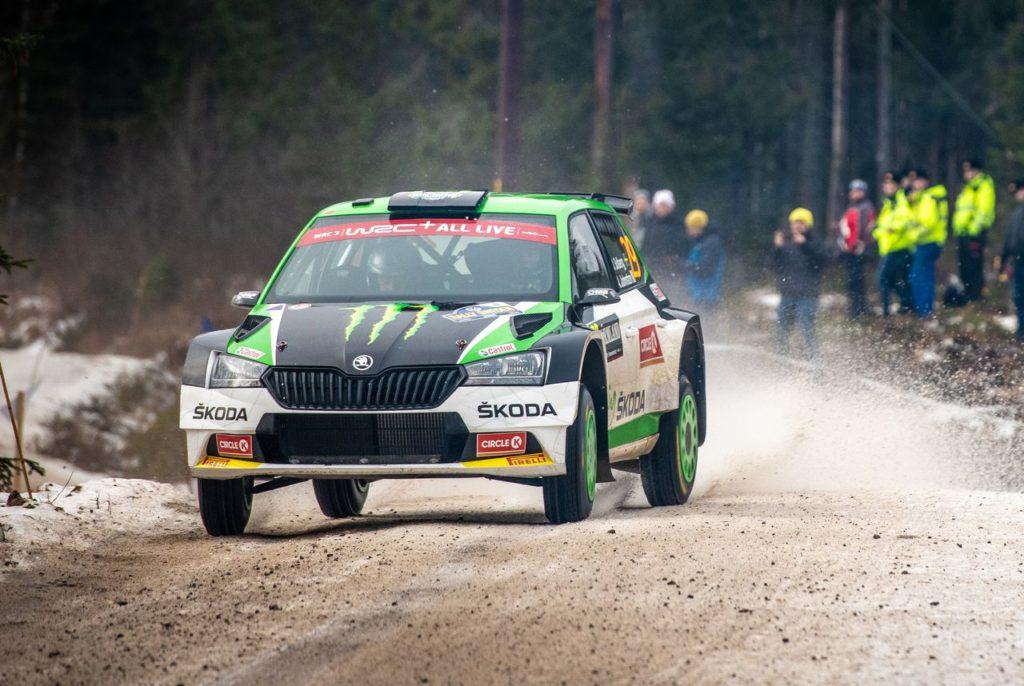 Dai rally alle auto di serie, e viceversa: la tecnologia dietro la Skoda Fabia Rally2