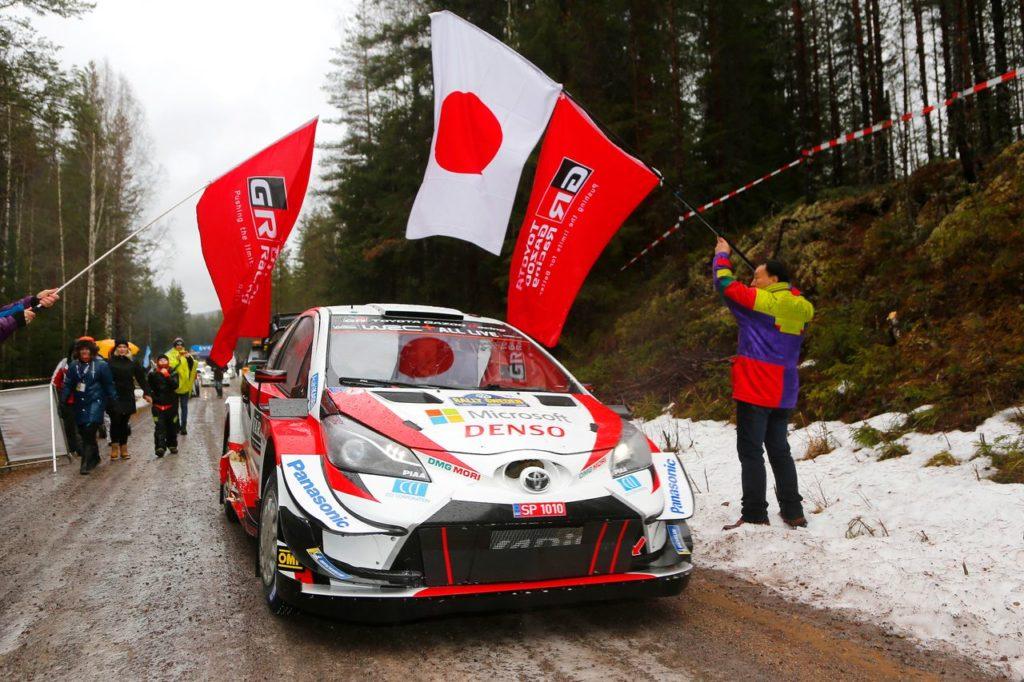 WRC | Toyota riprende i test ufficiali. Ancora incerto il destino della vettura 2021