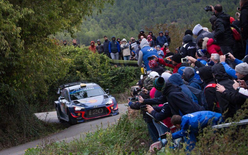 WRC   Fumata nera per il calendario 2020, ma arrivano le prime conferme per il 2021