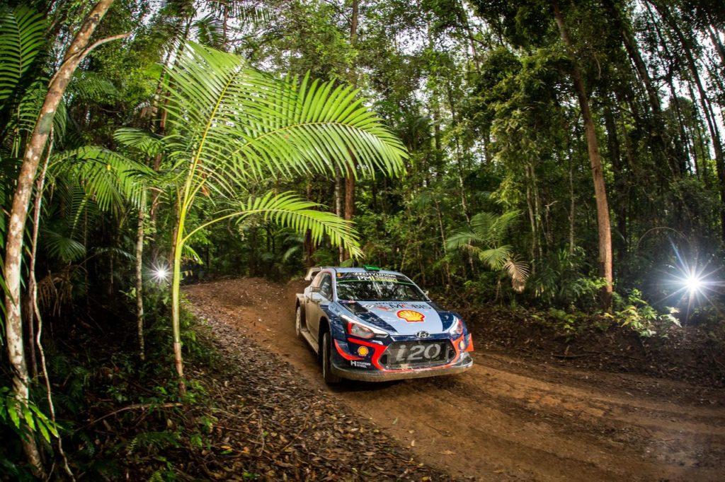 WRC | Le preoccupazioni del Rally Nuova Zelanda, la rotazione con l'Australia e i piani a lungo termine