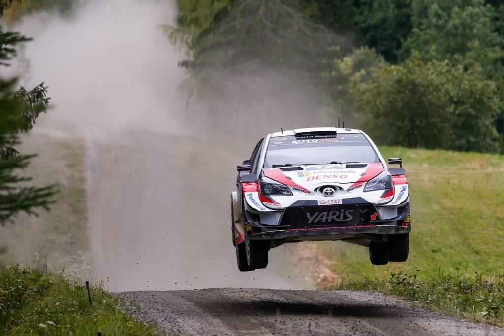WRC | Si chiude la settimana dei test ufficiali in Finlandia: ecco Tanak ed Evans di nuovo sulle loro vetture [VIDEO]