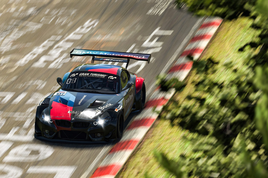 BMW centra ancora la vittoria nella Digital Nurburgring Endurance Series con Spengler, Koch e Kaschube