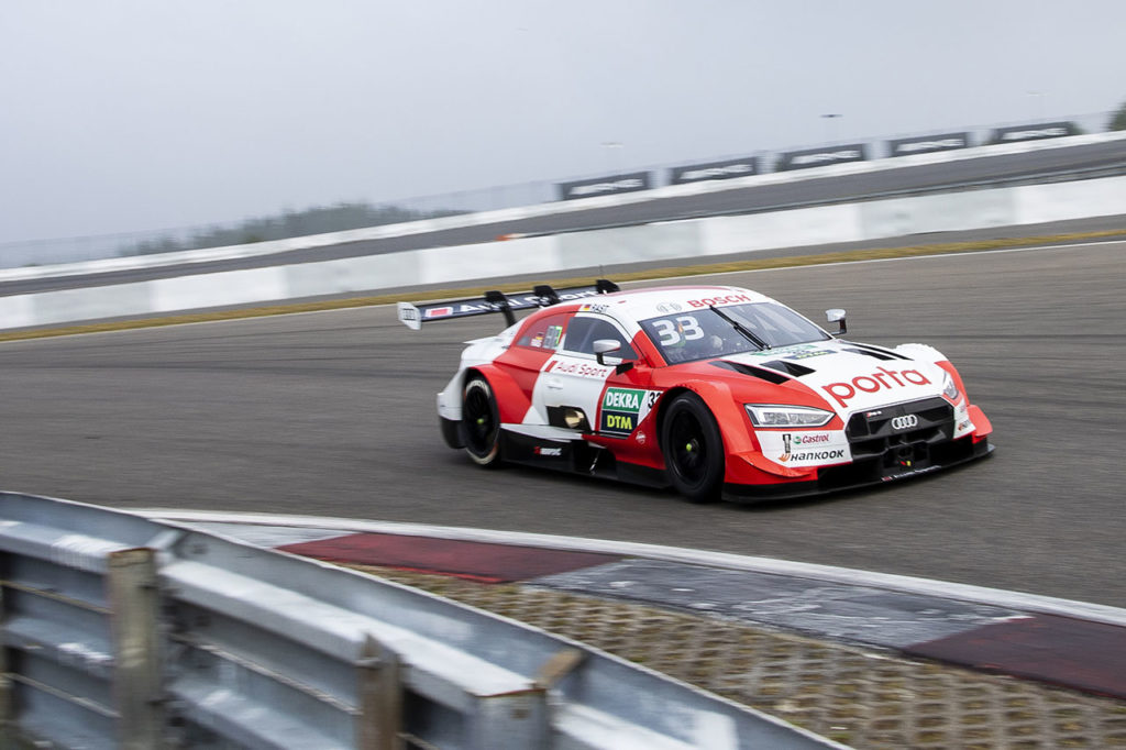 DTM | Test Nurburgring, Giorno 4: Rast conclude al comando con Audi