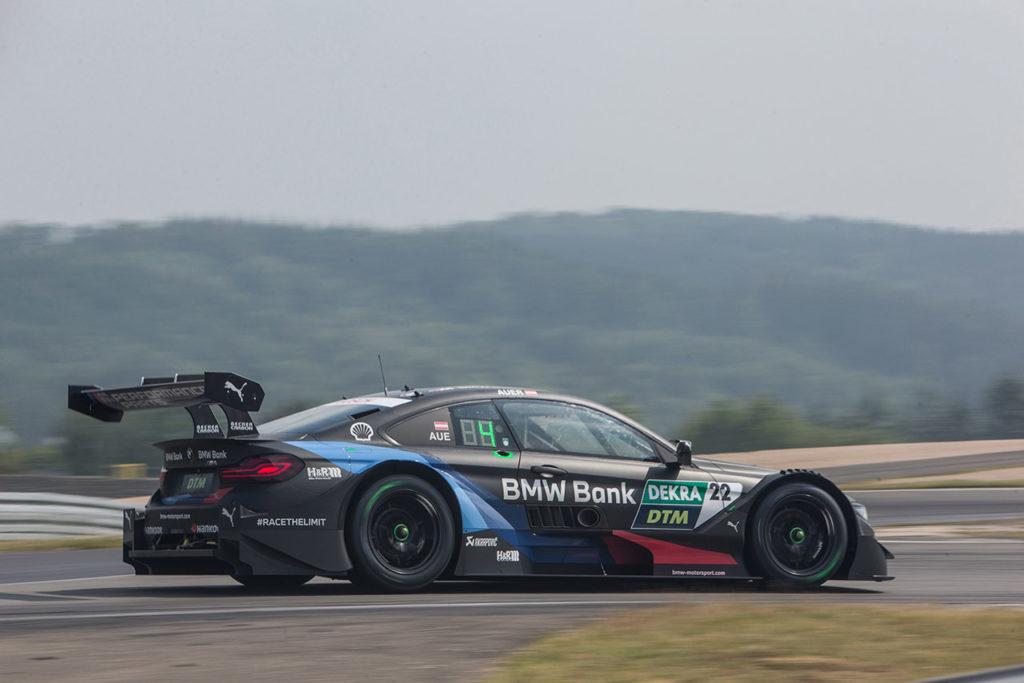 DTM | BMW prepara la nuova stagione con quattro giorni di test al Nurburgring