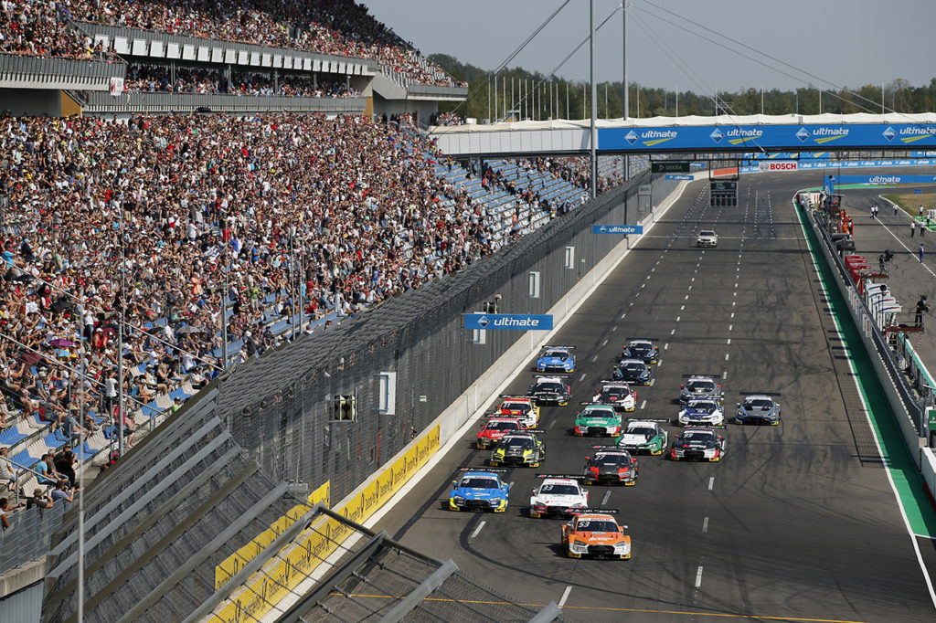 DTM | Due layout differenti per il doppio weekend del Lausitzring di agosto